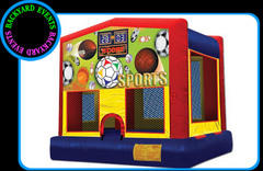 Sports Bounce  $337.00 DISCOUNTED PRICE